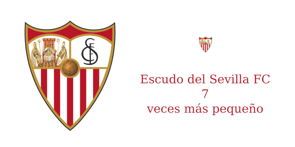 escudo sevilla FC escalabilidad