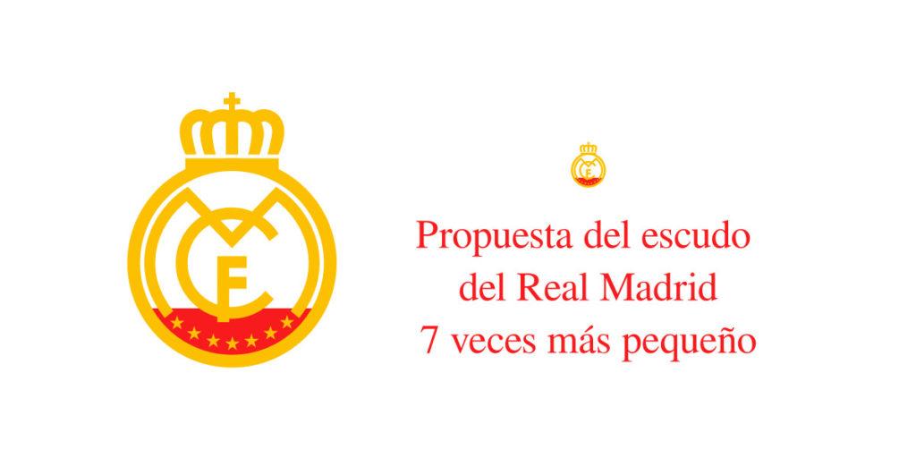 escalabilidad propuesta escudo real madrid